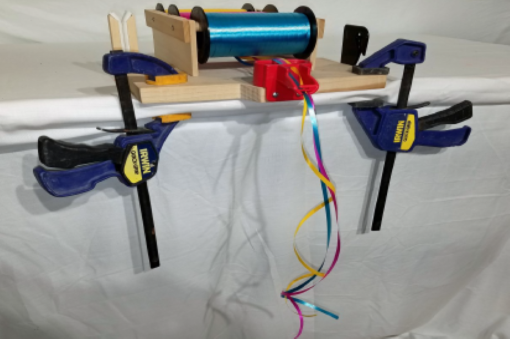 Image of EZ Tie™ Balloon Tying Station Better Bouquets